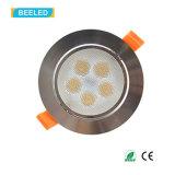 5W点ライトDimmableの自然で白い高品質LED Downlight