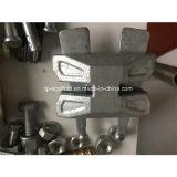 Stahl galvanisierter Ringlock Baugerüst-Koppler-Doppelkeil