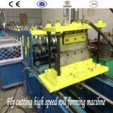 Parafuso prisioneiro de alta velocidade e rolo da trilha que dá forma à máquina