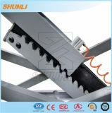 Scissor fester Stahl 4500kg in doppeltem Bodenhydraulischem Hebevorrichtung