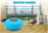 Mini altofalante impermeável de Bluetooth no banheiro