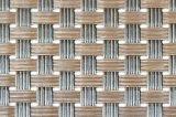Klassisches 8X8 Gewebe gesponnenes Placemat für Tischplatte