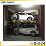 Подъем стоянкы автомобилей гаража автомобиля 2 столбов гидровлический автоматический