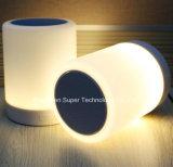 Portable Wireless Bluetooeh Music Speaker Night Light