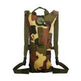 Camouflage Camping Piscina Hidratação Pack