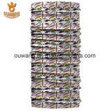 卸し売り多彩なマルチ方法昇進のための多機能のFoodballのスカーフ