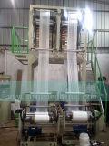 El solo doble del tornillo muere la máquina que sopla de la película principal (MD-H2) con resistencia de la puntura