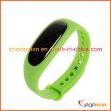 IP67 impermeabilizan la pulsera elegante, pulsera elegante dinámica del ritmo cardíaco