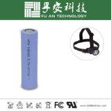 電気タバコ、懐中電燈、電気トーチのための18650リチウム電池