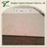 Placa de bloco mais barata de espessura de 17,5 mm para móveis ou embalagens
