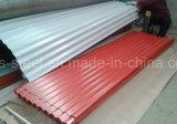 PPGI, Color Coated chapa de acero galvanizado / bobina de acero prepintado Galvalume
