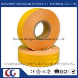 banden van het Huisdier van de Opmerkelijkheid van de Kwaliteit van 3m de Gele Materiële Weerspiegelende (c5700-OY)