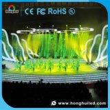 P4 à l'extérieur de la publicité pleine couleur écran à affichage LED