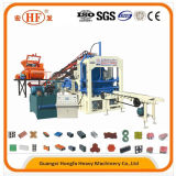 Kleber-hydraulischer Block, der Maschine den automatischen Ziegelstein bildet Maschinen-Betonstein-Maschine bildet