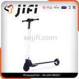 Bicyclette électrique de carbone de Manuacture de fibre de scooter électrique pliable de coup-de-pied