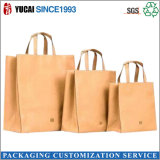 120g Brown Kraft Paper Shopping Bag