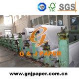 Mg de tissu de bonne qualité du papier en rouleau pour l'enrubannage