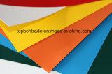 中国の製造業者PVCはトラックカバーTb017のためのファブリックに塗った