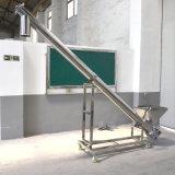 Pequena Máquina do alimentador do transportador de parafuso flexível