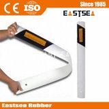 백색 1300mm 고도 도로 PVC 유연한 가이드 포스트