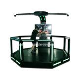 옥외 위락 공원 7D 영화관 가상 현실 게임 기계