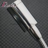 Lâmpada de parede de alumínio do diodo emissor de luz do Headboard do cromo simples