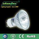 Dimmable imballa la lunga vita Jcdr-GU10 18W, 28W, 40W, Ce RoHS della lampada 220V-240V delle lampadine dell'alogeno 42W
