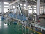 Máquina de rellenar de relleno del barril de 5 galones que capsula que se lava
