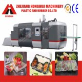 Full-Automatic Plastikbehälter Thermoforming Maschine für PS-Material (HSC-720)