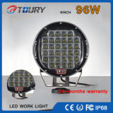 CREE Auto Parts foco LED Lámpara de conducción off road luz LED de trabajo con 96W