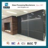 Mur en verre décoratif en verre en arrière peint gâché propre facile pour la maison et l'hôtel