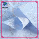 Ткань 100% шнурка венчания полиэфира изготовленный на заказ