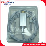 iPhone를 위한 이동 전화 부속품 HDMI 케이블 접합기 비용을 부과 케이블