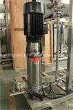Strumentazione automatica di trattamento dell'acqua potabile con il sistema del RO