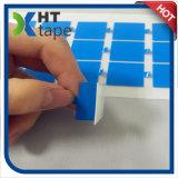 0.8mm doppelte mit Seiten versehene PET Schaumgummi-Bänder mit blauer Zeile