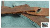 Segeltuch-Leder-Schulter-Beutel der jungen Damen (RS-6625)