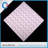 595*595mm de PVC Tuiles du panneau de plafond