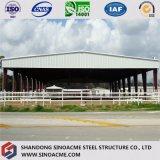 안정을%s 강철 구조물 상업적인 건물