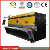 Hydraulische scherende Maschine des China-Hersteller-6m, scherende Stahlmaschine, Metallscherende Maschine