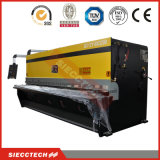 Fabricante China hidráulica de 6 m de la máquina de esquila la esquila de acero, metal Machine, Máquina de esquila