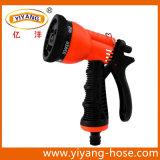 Pistola de pulverização de mangueira de jardim, ferramenta de acessórios