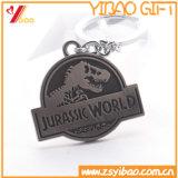 Изготовленный на заказ металл Keychain/Keyring логоса для подарка промотирования