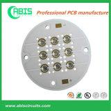 Conjunto da placa de circuito do diodo emissor de luz PCBA do alumínio