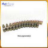 Пигменты Orangic безопасности для брови Micropigmentation