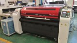 Máquina de estaca impressa matéria têxtil do laser da tela (EETO-160130LD)