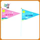 祝祭党PVC習慣によって印刷される装飾的で美しい旗布