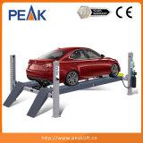 Alinhamento de atacado de alta qualidade Quatro Colunas Carro rampas de elevação (409A)