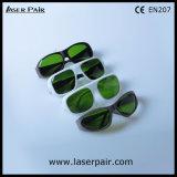 1400-1700nm предохранение от Eyewear лазера защитных стекол лазера Lb3/1470nm Dir с регулируемым Frame36