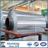 катушка толщины 8006 0.45mm алюминиевая с поверхностью PVC