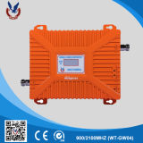 Nouveau design 900/2100MHz 2g 3g 4G Amplificateur de signal de téléphone cellulaire